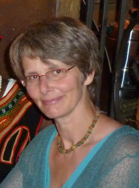 Referee Eva Stützel
