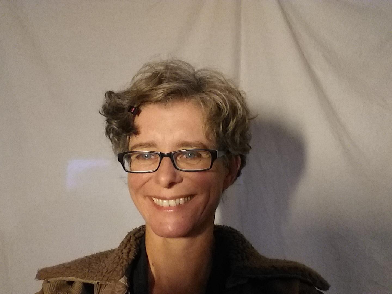 Referee Nicoletta Geiersbach