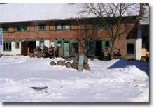 Winterstimmung im März